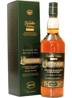 Cragganmore Scotch Distillers Collection