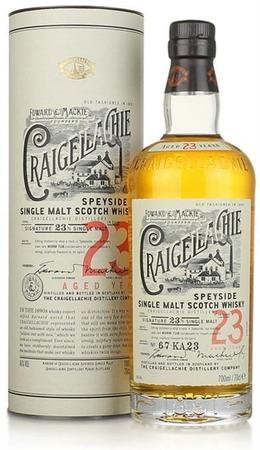 Craigellachie Scotch Single Malt 23 Year