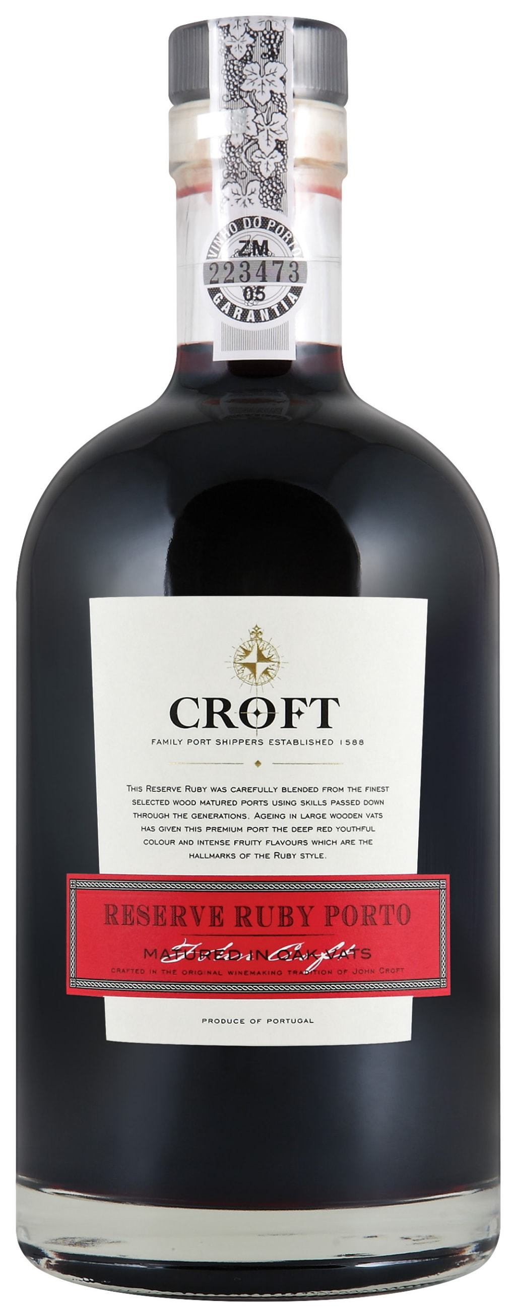 Croft Porto Ruby Reserve