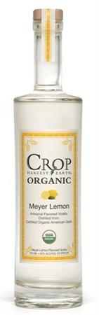 Crop Harvest Earth Vodka Meyer Lemon-Wine Chateau