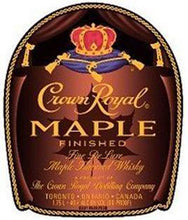 Load image into Gallery viewer, Crown Royal Canadian Whisky Maple Finished-Wine Chateau