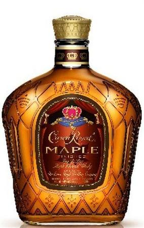 Crown Royal Canadian Whisky Maple Finished-Wine Chateau