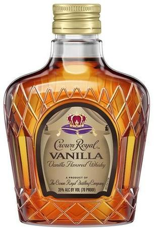 Crown Royal Canadian Whisky Vanilla-Wine Chateau