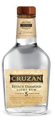 Cruzan Rum Light Estate Diamond-Wine Chateau