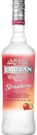 Cruzan Rum Strawberry-Wine Chateau
