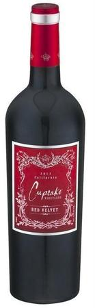 Cupcake Vineyards Red Velvet 2014-Wine Chateau