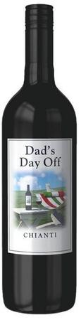 Dad's Day Off Chianti