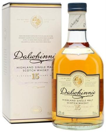 Dalwhinnie Distillery Scotch Single Malt 15 Year-Wine Chateau