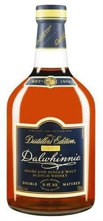 Dalwhinnie Distillery Scotch Single Malt Distillers Edition