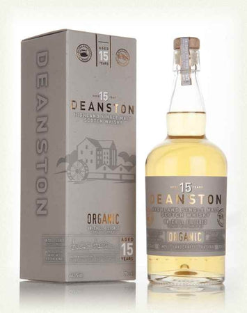 DEANSTON 15 YEAR OLD
