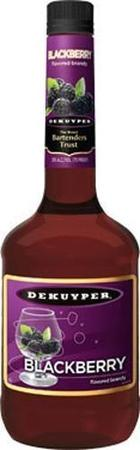 Dekuyper Brandy Blackberry-Wine Chateau