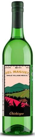 del Maguey Mezcal Chichicapa Single Village