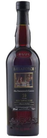 Delaforce Porto Tawny 10 Year His Eminence's Choice-Wine Chateau