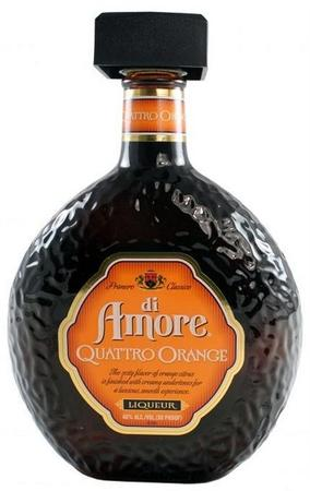 di Amore Liqueur Quattro Orange