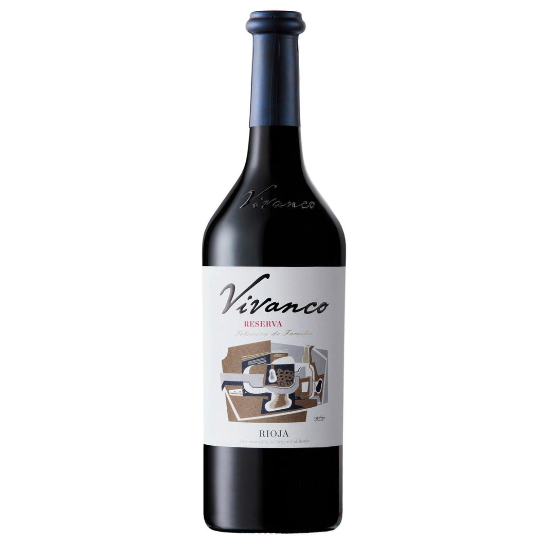 Vivanco Rioja Reserva 2014