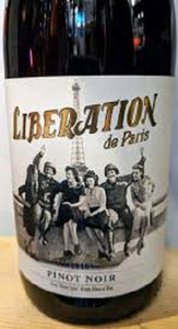 Liberation de Paris Pinot Noir 2017