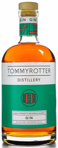 Tommyrotter Gin Cask Strength Bourbon-Barrel