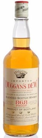 Duggan's Dew Scotch Whisky-Wine Chateau
