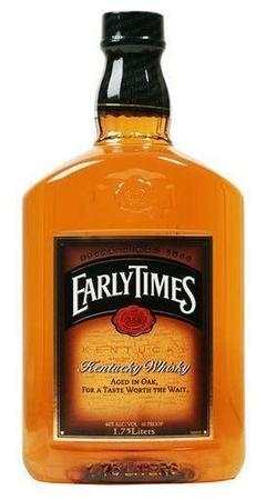 Early Times Kentucky Whisky-Wine Chateau