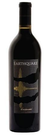 Earthquake Zinfandel 2012