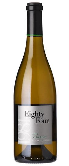Eighty Four Albarino 2017