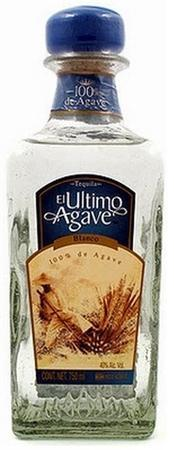 El Ultimo Agave Tequila Blanco