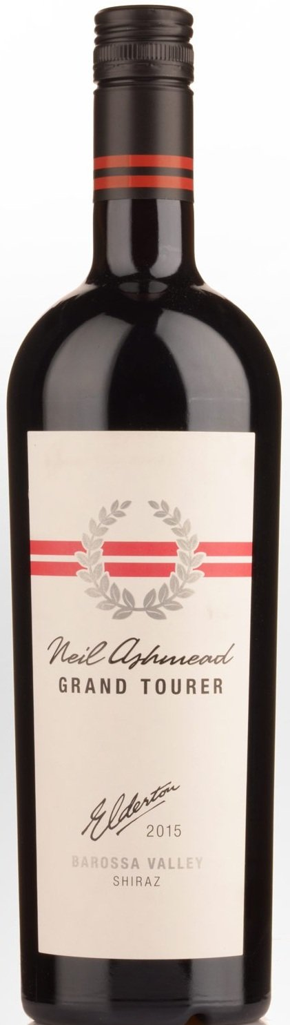 Elderton Shiraz Neil Ashmead Grand Tourer 2015
