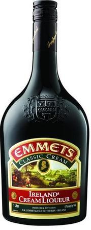 Emmets Irish Cream Liqueur-Wine Chateau