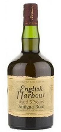 English Harbour Rum 5 Year-Wine Chateau