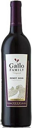 Ernest & Julio Gallo Pinot Noir Estate 2013