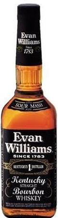 Evan Williams Bourbon Black Label