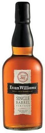 Evan Williams Bourbon Single Barrel Vintage-Wine Chateau