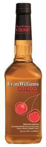 Evan Williams Cherry-Wine Chateau