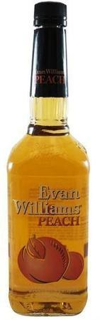 Evan Williams Peach-Wine Chateau