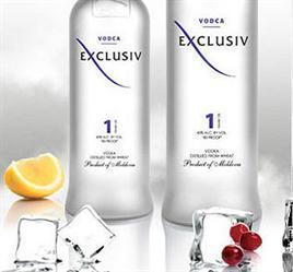 Exclusiv Vodka Berry 4-Wine Chateau