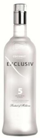 Exclusiv Vodka Coconut 5-Wine Chateau
