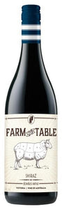 Farm To Table Shiraz 2016