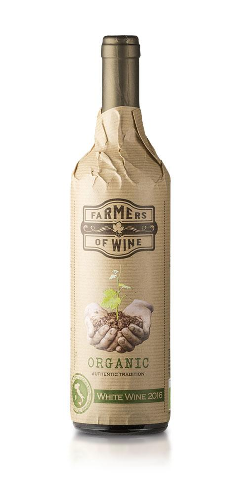 Farmers Of Wine Italian Red Blend 2018