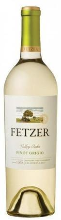 Fetzer Pinot Grigio Valley Oaks-Wine Chateau