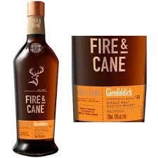 Glenfiddich Scotch Single Malt Experimental Series #04 Fire & Cane