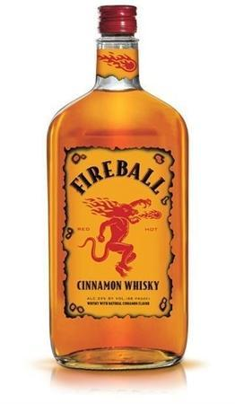 Fireball Cinnamon Whisky-Wine Chateau