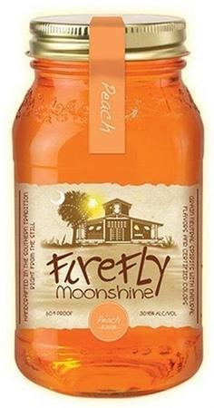 Firefly Moonshine Peach-Wine Chateau