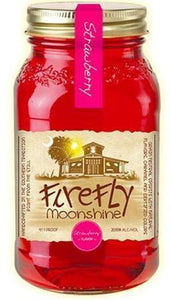 Firefly Moonshine Strawberry-Wine Chateau