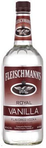 Fleischmann's Vodka Royal Vanilla-Wine Chateau