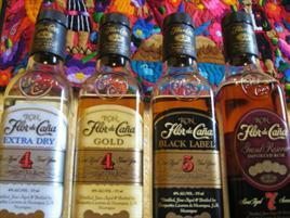 Flor de Cana Rum Anejo Oro 4 Year-Wine Chateau