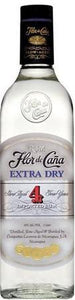 Flor de Cana Rum Extra Seco 4 Year-Wine Chateau