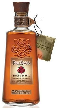 Four Roses Bourbon Single Barrel-Wine Chateau