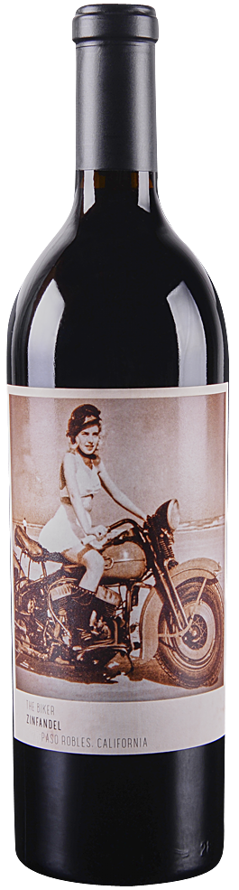 Four Vines Zinfandel The Biker 2017