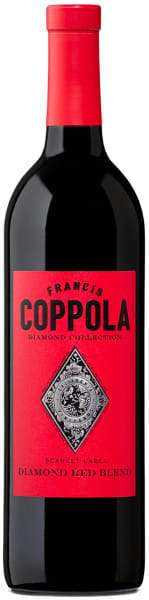 Francis Ford Coppola Diamond Collection Diamond Red Blend Scarlet Label 2016