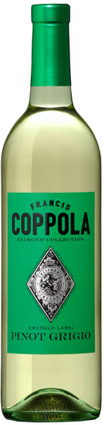 Francis Ford Coppola Diamond Collection Pinot Grigio Emerald Label 2018